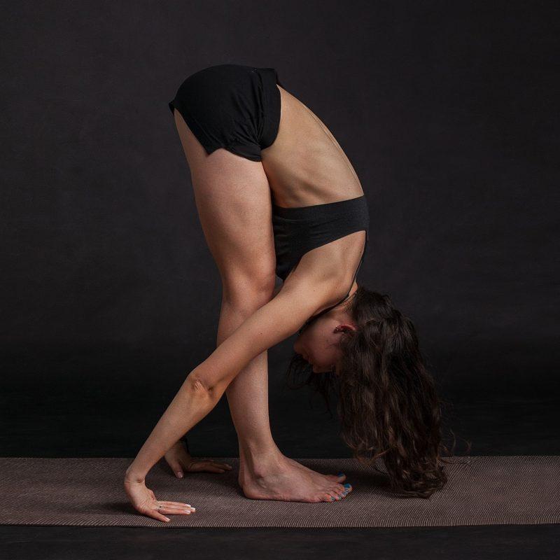 woman flex