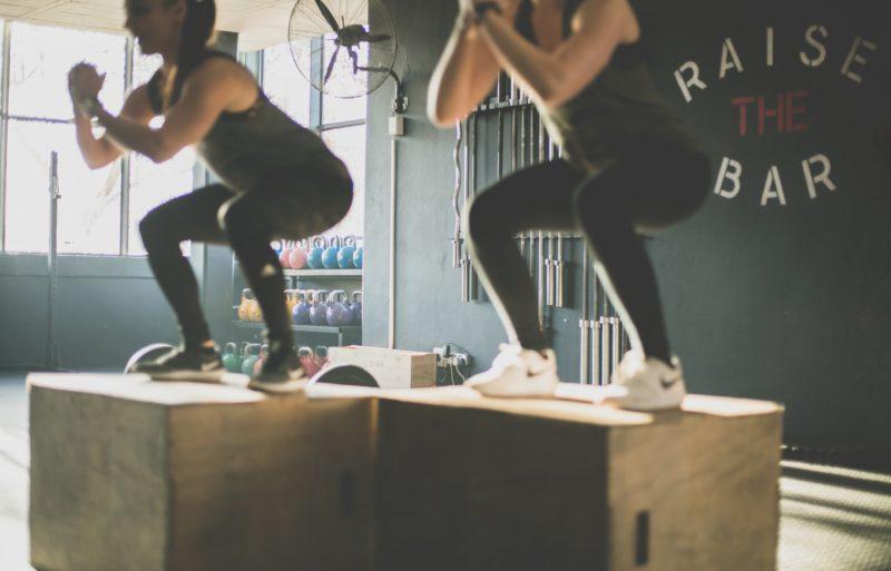 womans squat